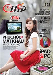 Mục lục Tạp chí e-CHÍP 323 (Thứ sáu, 23/3/2012)