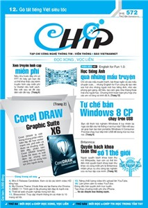 Mục lục Tạp chí e-CHÍP 572 ĐXVL (Thứ ba, 3/4/2012)
