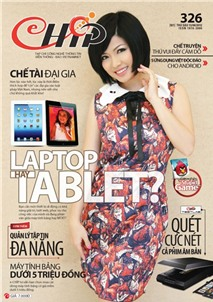 Mục lục Tạp chí e-CHÍP 326 (Thứ sáu, 13/4/2012)