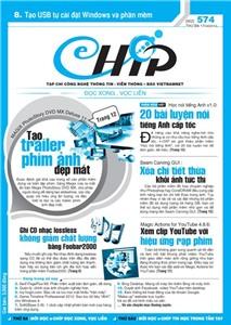 Mục lục Tạp chí e-CHÍP 574 ĐXVL (Thứ ba, 17/4/2012)