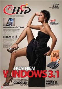 Mục lục Tạp chí e-CHÍP 327 (Thứ sáu, 20/4/2012)