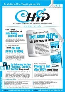 Mục lục Tạp chí e-CHÍP 575 ĐXVL (Thứ ba, 24/4/2012)