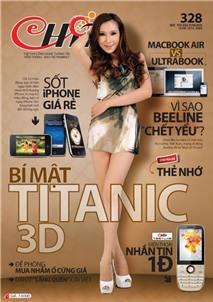 Mục lục Tạp chí e-CHÍP 328 (Thứ sáu, 27/4/2012)