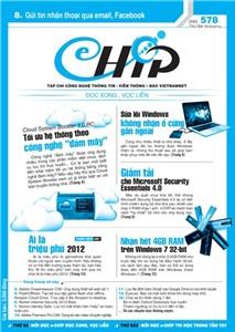 Mục lục Tạp chí e-CHÍP 578 ĐXVL (Thứ ba, 15/5/2012)