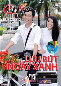 Mục lục Tạp chí e-CHÍP 334 (Thứ sáu, 8/6/2012)