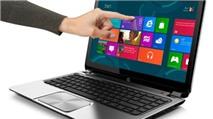 """Laptop """"chạm"""" Windows 8 đổ bộ"""