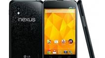 Nexus 4 được phân phối chính thức