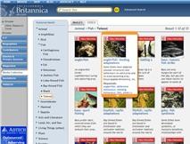 Britannica: Quyển bách khoa toàn thư số 1 thế giới