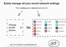 Blisscontrol: Truy cập nhanh thông tin cá nhân từ 10 mạng xã hội