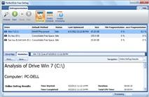 PerfectDisk Free Defrag 1.0: Bản miễn phí của trình chống phân mảnh đĩa số 1