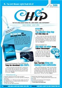 Mục lục Tạp chí e-CHÍP 586 ĐXVL (Thứ ba, 10/7/2012)