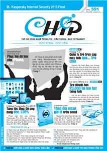 Mục lục Tạp chí e-CHÍP 591 ĐXVL (Thứ ba, 14/8/2012)