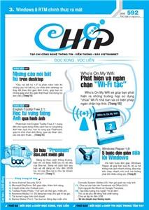 Mục lục Tạp chí e-CHÍP 592 ĐXVL (Thứ ba, 21/8/2012)