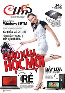 Mục lục Tạp chí e-CHÍP 345 (Thứ sáu, 24/8/2012)