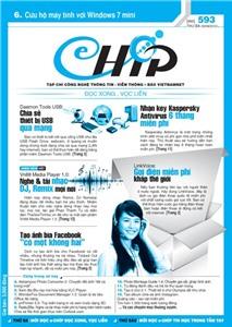 Mục lục Tạp chí e-CHÍP 593 ĐXVL (Thứ ba, 28/8/2012)