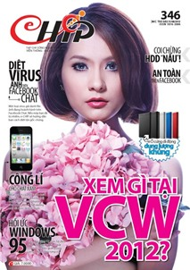 Mục lục Tạp chí e-CHÍP 346 (Thứ sáu, 31/8/2012)