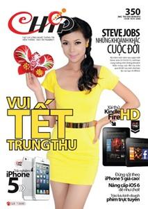 Mục lục Tạp chí e-CHÍP 350 (Thứ sáu, 28/9/2012)