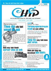 Mục lục Tạp chí e-CHÍP 599 ĐXVL (Thứ ba, 9/10/2012)