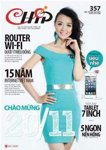 Mục lục Tạp chí e-CHÍP 357 (Thứ sáu, 16/11/2012)