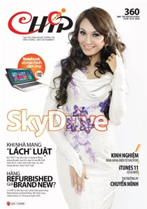 Mục lục Tạp chí e-CHÍP 360 (Thứ sáu, 7/12/2012)