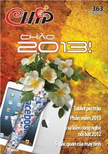 Mục lục Tạp chí e-CHÍP 363 (Thứ sáu, 28/12/2012)