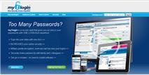 """my1login.com:  Bảo vệ và lưu mọi mật khẩu """"trên mây"""""""