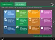 "Genie Timeline Professional 2012: Sao lưu dữ liệu ""đỉnh"" cho Windows 8"