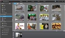 CyberLink MediaShow 6: Duyệt ảnh Facebook, video YouTube trên desktop