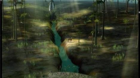 Khu rừng bất tận