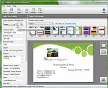 CardWorks Business Card Software: Thiết kế danh thiếp chuyên nghiệp trong nháy mắt