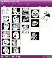 Chat Yahoo! vui nhộn hơn với biểu tượng cảm xúc troll