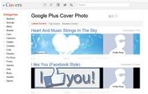 Kho ảnh bìa mới cho Google+