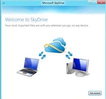 Microsoft SkyDrive: Đồng bộ dữ liệu giữa máy tính và SkyDrive