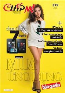 Mục lục e-CHÍP Mobile số 375 (Thứ tư, 26/9/2012)