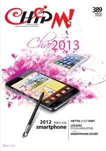 Mục lục e-CHÍP Mobile số 389 (Thứ tư, 2/1/2013)
