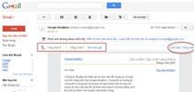 Tự động dịch thư trong Gmail