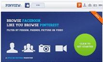 Bộ đôi ứng dụng chuyển Facebook thành Pinterest