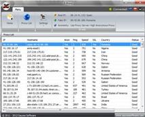 X-Proxy 2.3: Đổi IP máy tính chỉ với một cú click