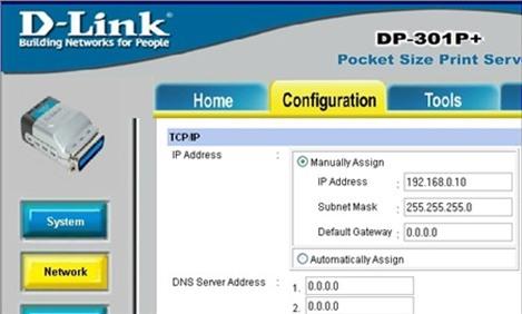 Các giải pháp dùng chung máy in trong mạng LAN