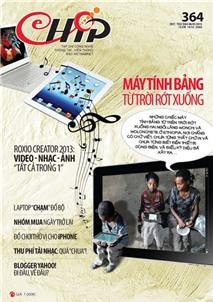 Mục lục Tạp chí e-CHÍP 364 (Thứ sáu, 4/1/2013)