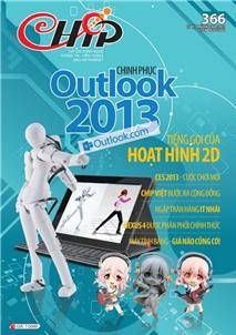 Mục lục Tạp chí e-CHÍP 366 (Thứ sáu, 18/1/2013)