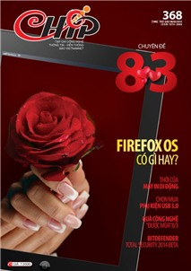 Mục lục Tạp chí e-CHÍP 368 (Thứ sáu, 8/3/2013)