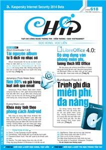 Mục lục Tạp chí e-CHÍP 618 ĐXVL (Thứ ba, 19/3/2013)