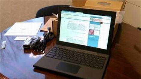 Chrome notebook - máy tính mạng hồi sinh