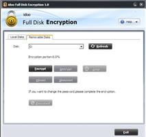 idoo Full Disk Encryption 1.0: Bảo mật tuyệt đối dữ liệu trên USB