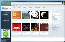 MediaGet: Tìm, tải torrent, phát media trực tuyến