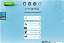iBeam.it: Chia sẻ dữ liệu từ các tài khoản trực tuyến