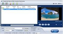 ThunderSoft Video to HTML5 Converter: Chuyển đổi video sang chuẩn HTML5