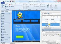 """Web Creator Pro 6: Tạo web chuyên nghiệp cho """"gà mờ"""""""