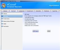 Lazesoft Wdows Recovery Unlimited Edition 3.3: Cứu hộ khẩn cấp khi không vào được Windows in